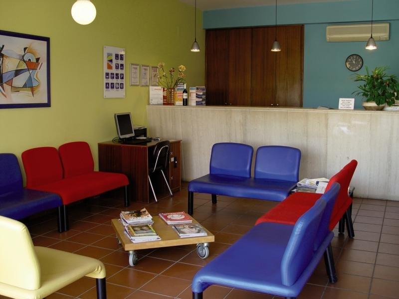 Quinta Das Figueirinhas Lounge/Empfang