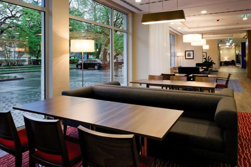 Hampton by Hilton Swinoujscie Lounge/Empfang