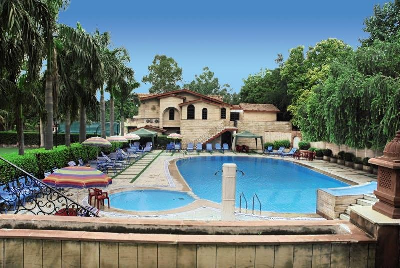 Ashok Country Resort Pool