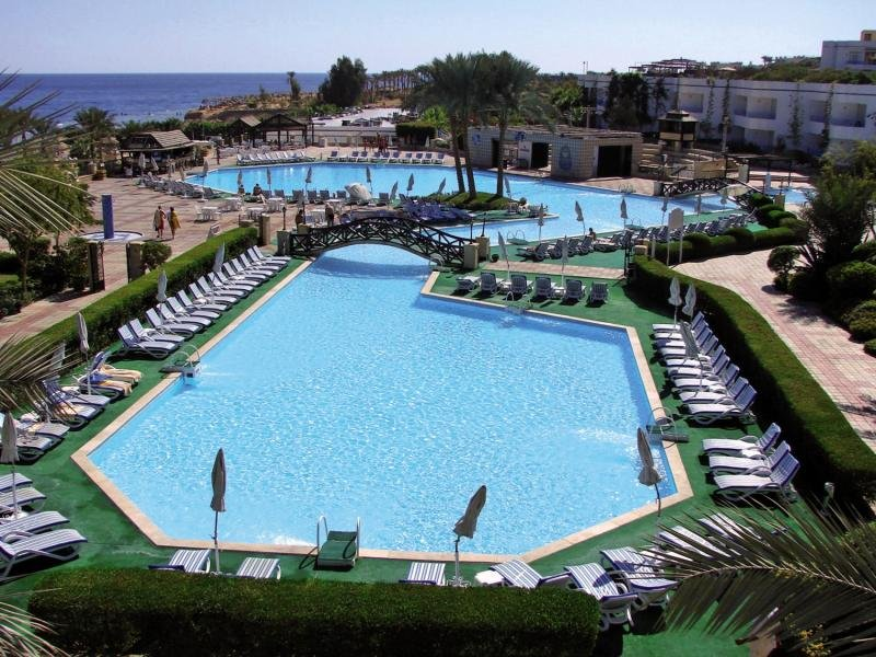 Queen Sharm View Pool