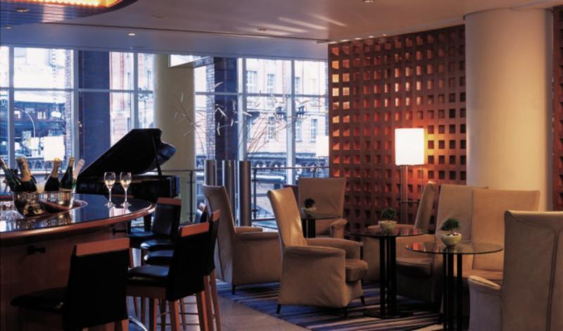 Steigenberger Hamburg Lounge/Empfang