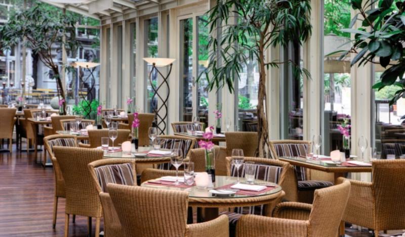 Steigenberger Hamburg Restaurant