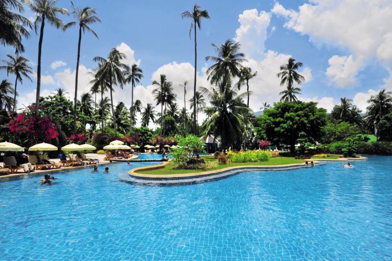 Duangjitt Resort & SpaPool