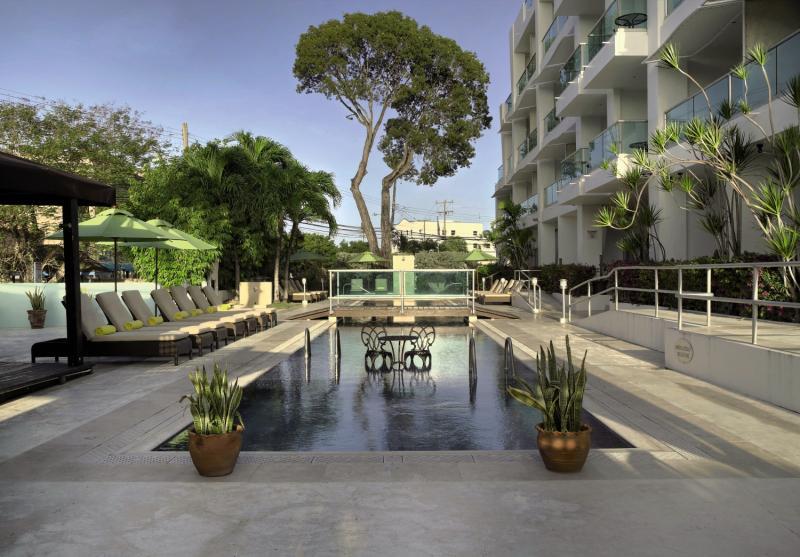 South Beach Hotel Außenaufnahme