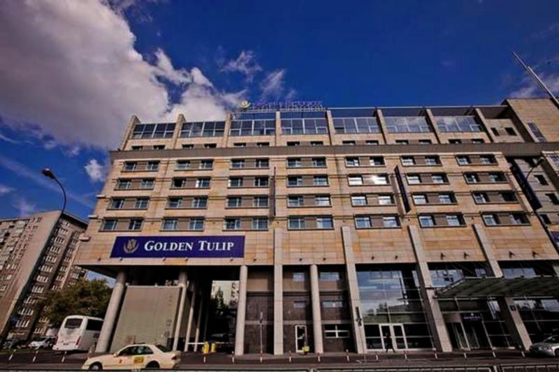 Golden Tulip Warschau Centre Außenaufnahme