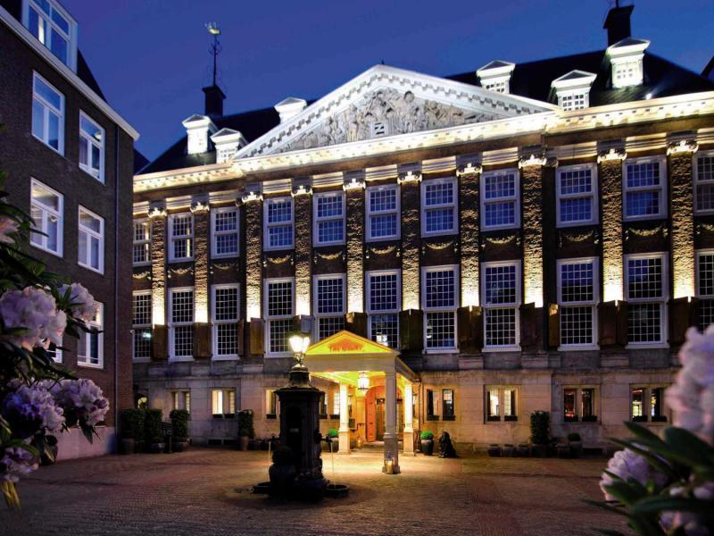 Sofitel Legend The Grand Amsterdam Außenaufnahme