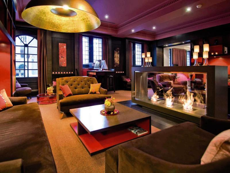Sofitel Legend The Grand Amsterdam Bar