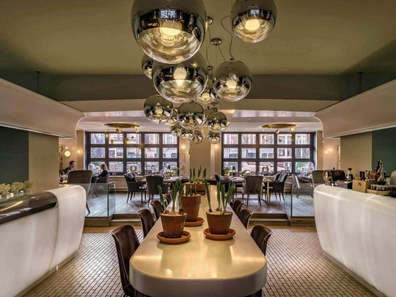 Sofitel Legend The Grand Amsterdam Lounge/Empfang