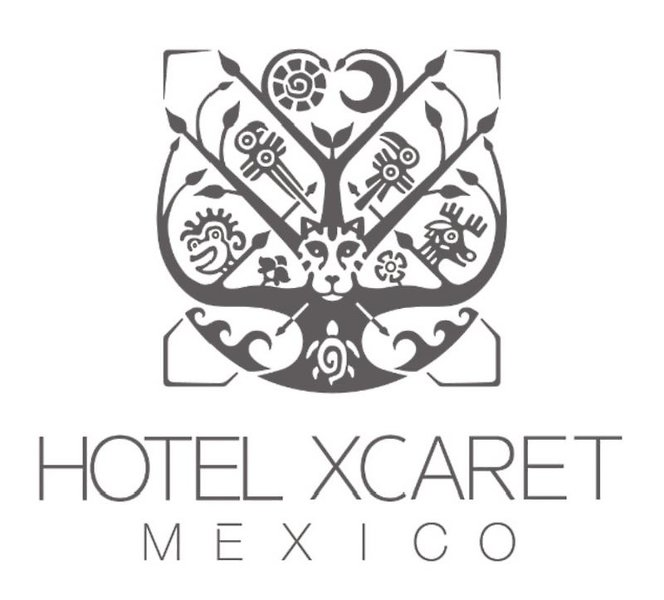 Hotel Xcaret Mexico Modellaufnahme