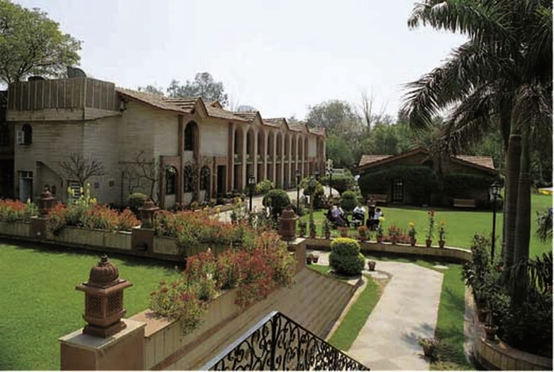 Ashok Country Resort Außenaufnahme