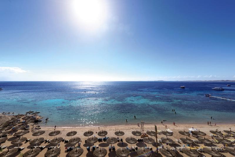 Reef Oasis Beach Resort Strand