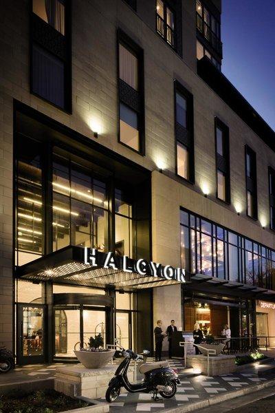 Halcyon Hotel Cherry Creek Außenaufnahme