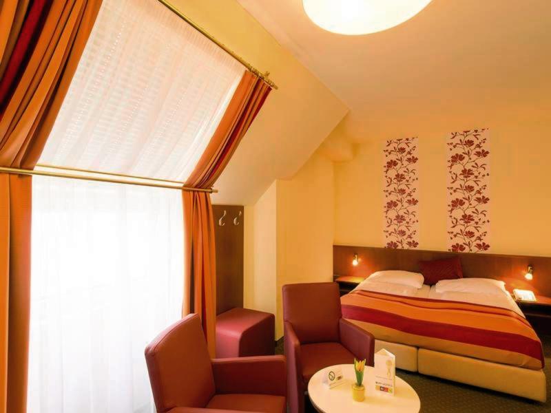 arte Hotel Wien Wohnbeispiel
