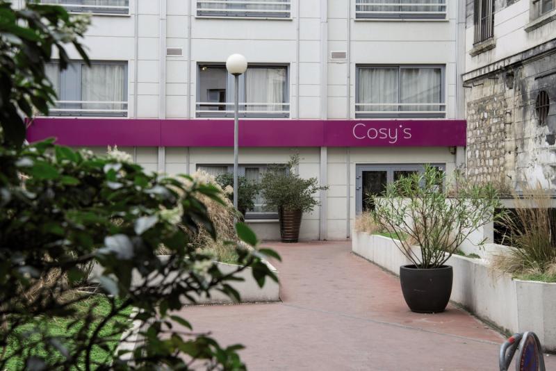 Cosy´s Appart Hotel Cosy Cadet Außenaufnahme