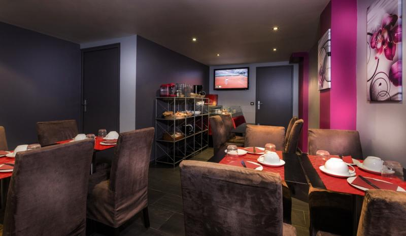 Cosy´s Appart Hotel Cosy Cadet Restaurant