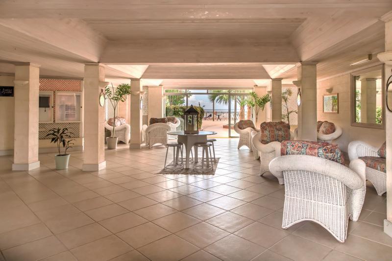 Barbados Beach Club Lounge/Empfang