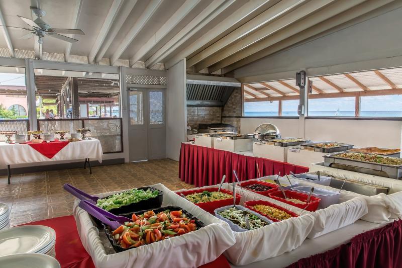 Barbados Beach Club Restaurant