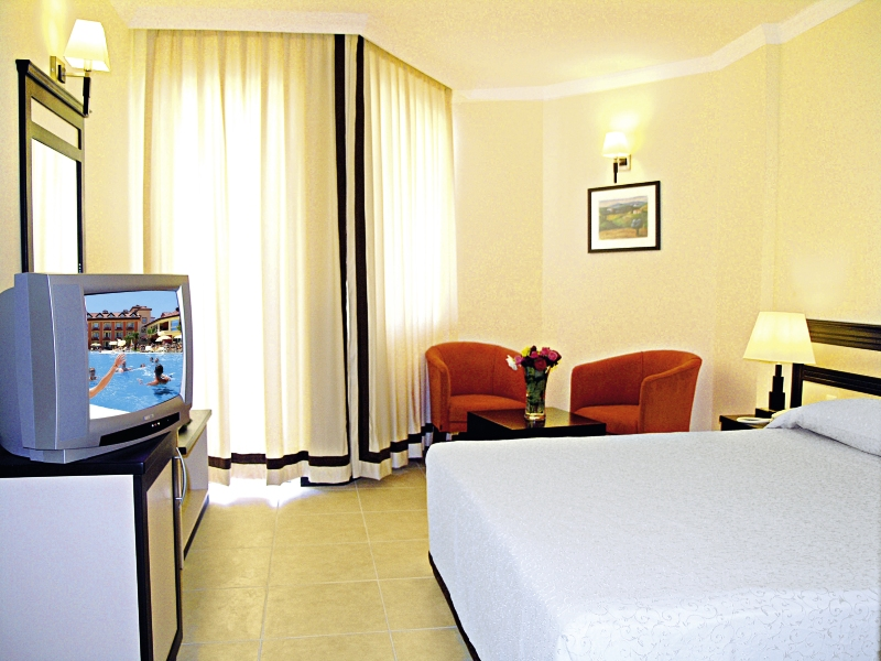Orfeus Park Hotel Wohnbeispiel