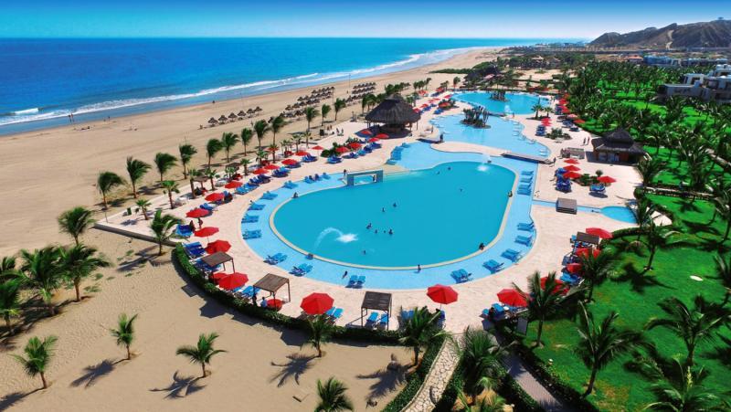 Royal Decameron Punta Sal Pool