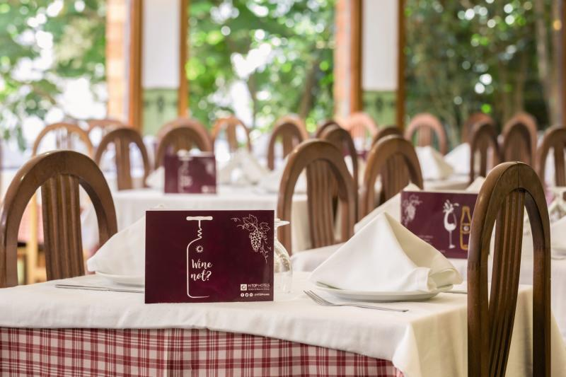 H TOP Planamar Restaurant