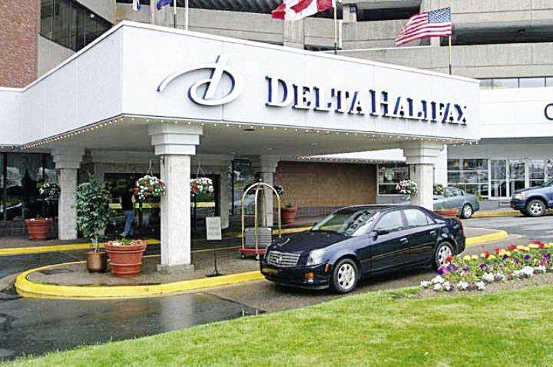 Delta Hotels by Marriott Halifax Außenaufnahme