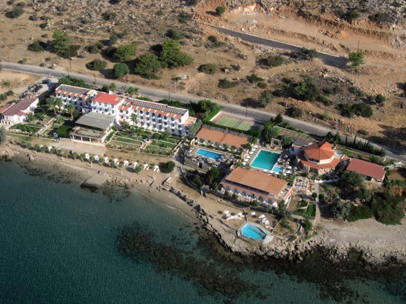 Hotel Ilyssion Außenaufnahme