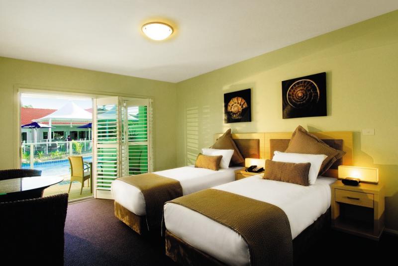 Oaks Pacific Blue Resort Wohnbeispiel