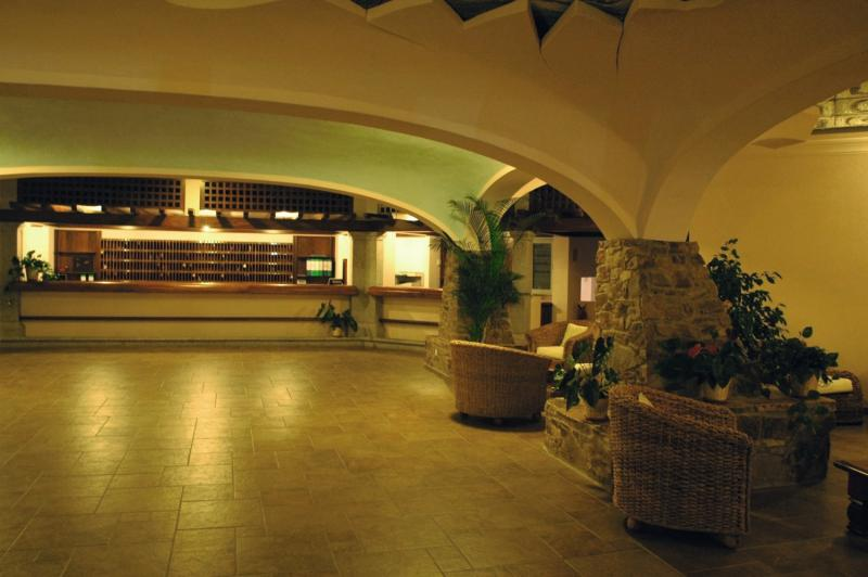 Cala Gonone Beach Village Lounge/Empfang