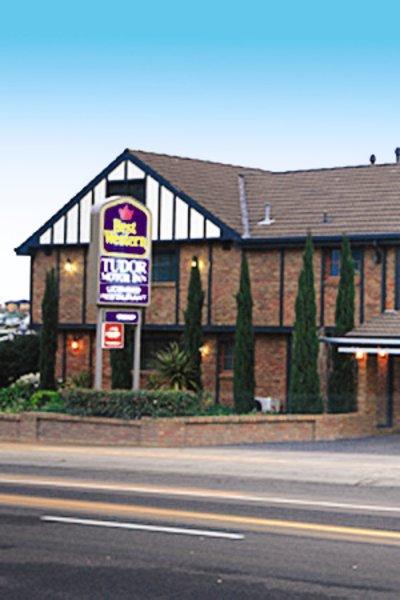 Best Western Tudor Motor Inn & Apartments Außenaufnahme