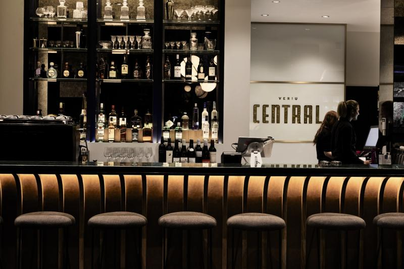 Veriu Central Bar