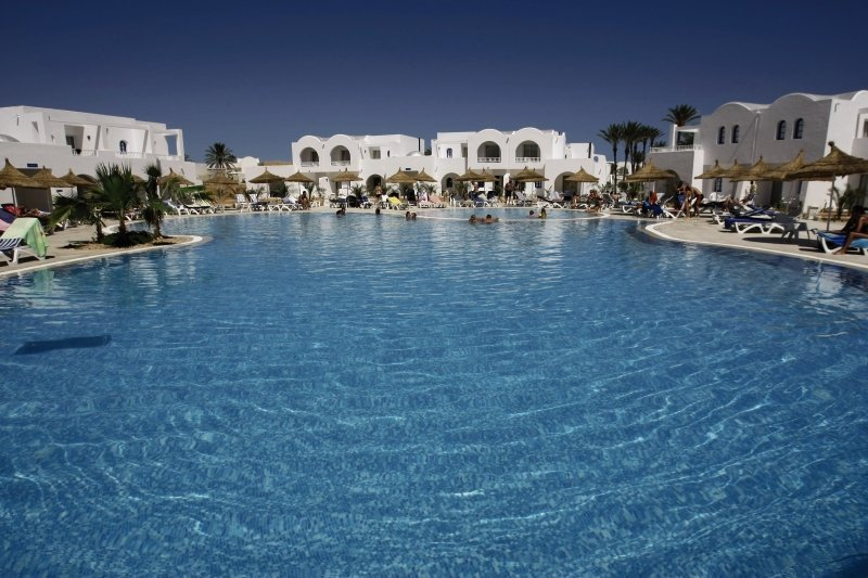 Djerba Sun Club Pool