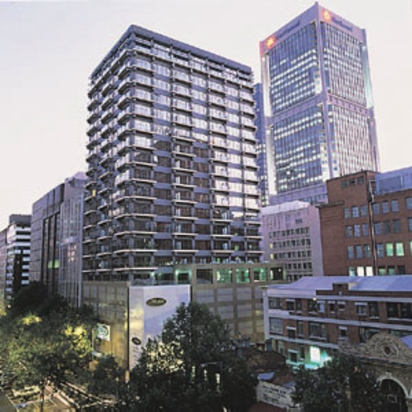 Adina Apartment Hotel Melbourne Außenaufnahme