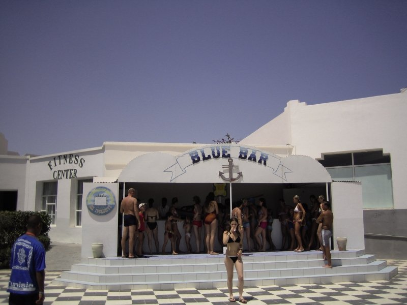 Djerba Sun Club Bar