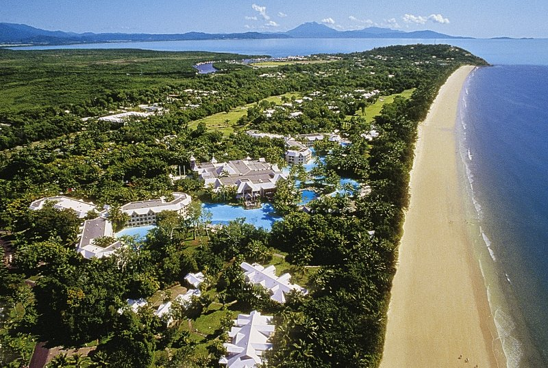 Sheraton Grand Mirage Resort Port Douglas Außenaufnahme