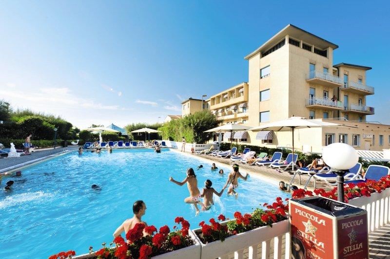 Stella Marina Hotel Pool