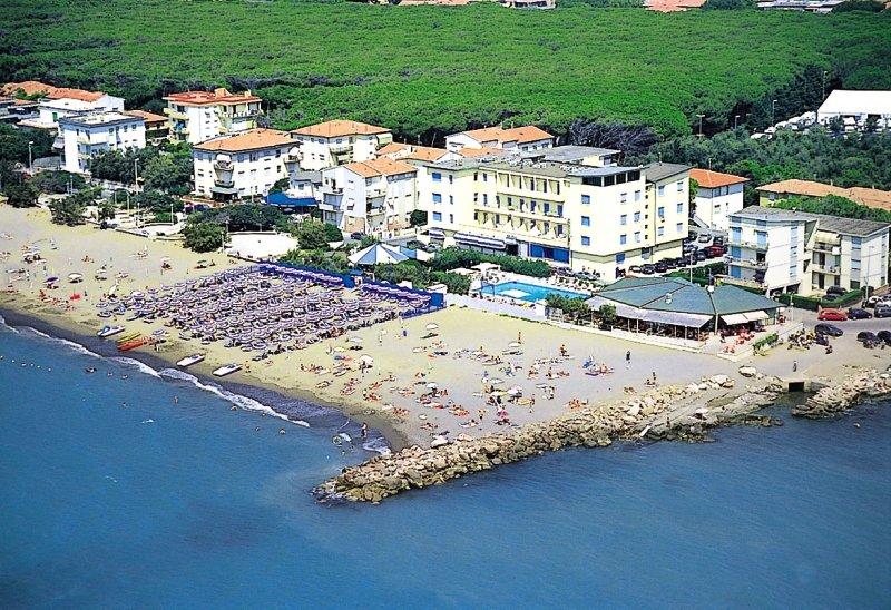 Stella Marina Hotel Außenaufnahme