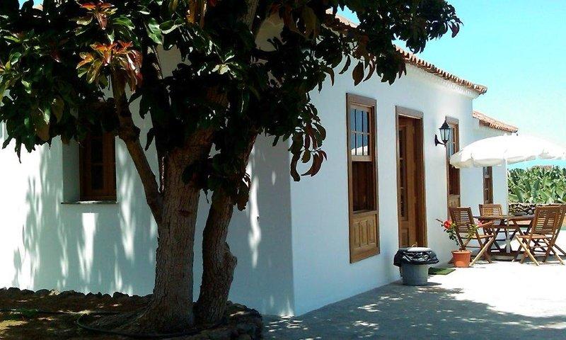 Casa Las Barrandas Außenaufnahme