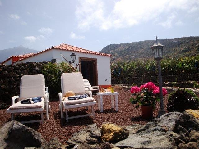 Casa Las Barrandas Terrasse