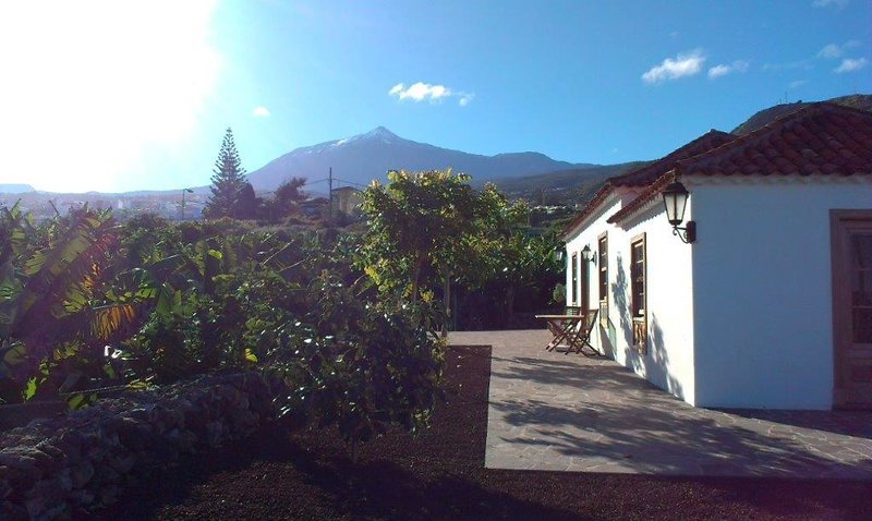 Casa Las Barrandas Landschaft