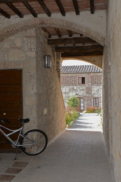Borgo Beccanella Außenaufnahme