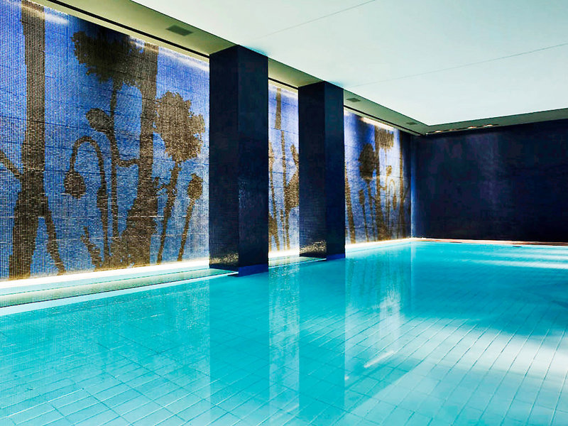 Mamilla Hotel Pool
