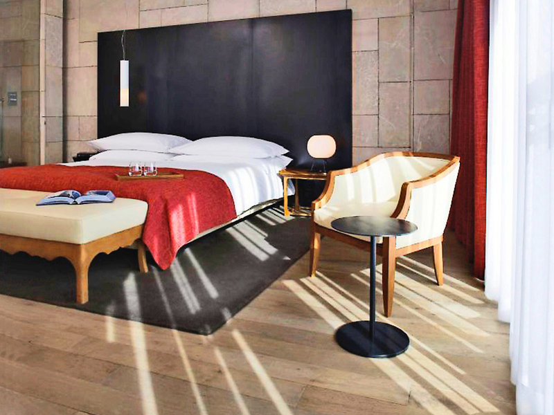 Mamilla Hotel Wohnbeispiel