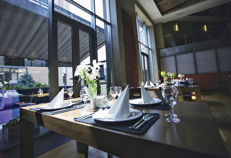 Tufenkian Historic Yerevan Hotel Restaurant
