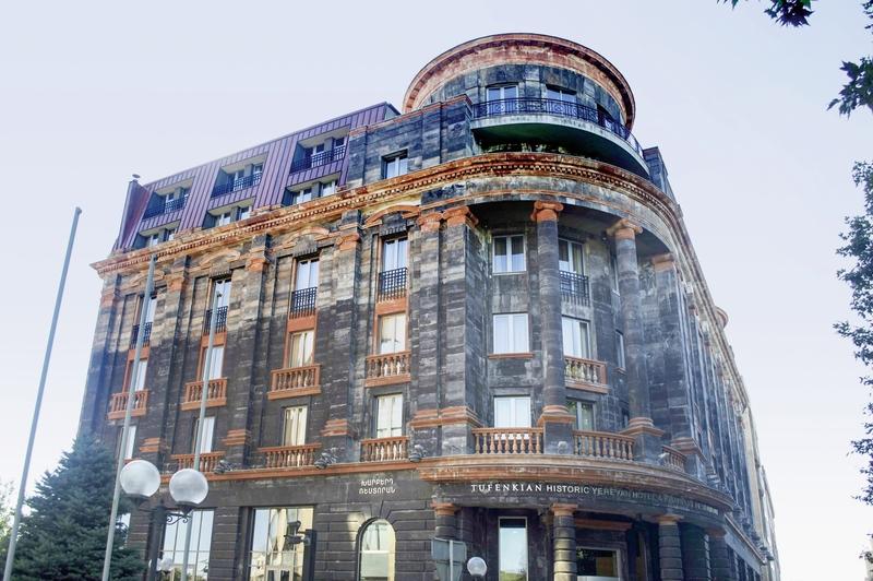 Tufenkian Historic Yerevan Hotel Außenaufnahme