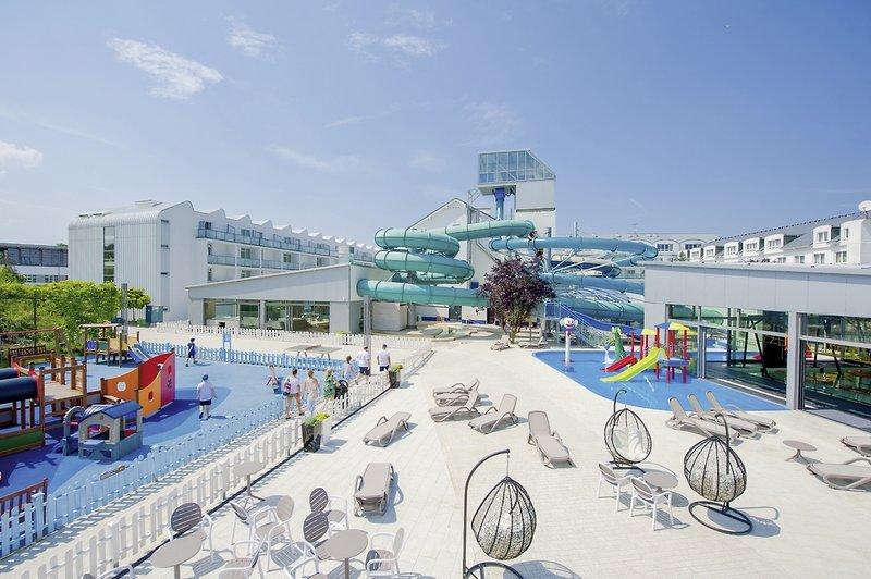Sandra & Spa Pool