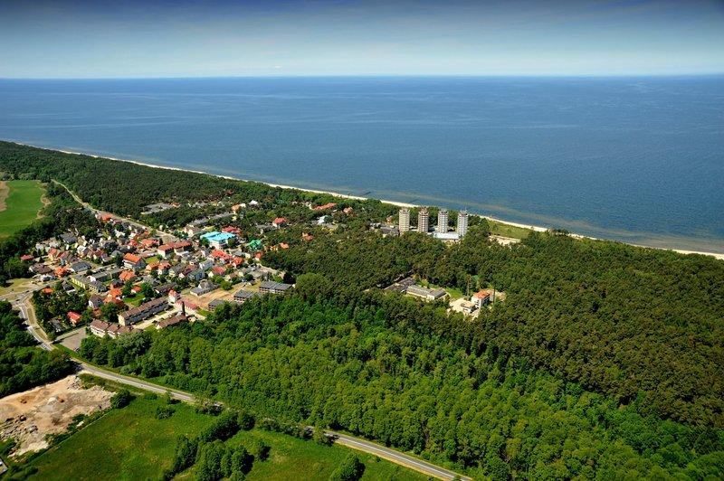 Jantar Dziwnowek Landschaft