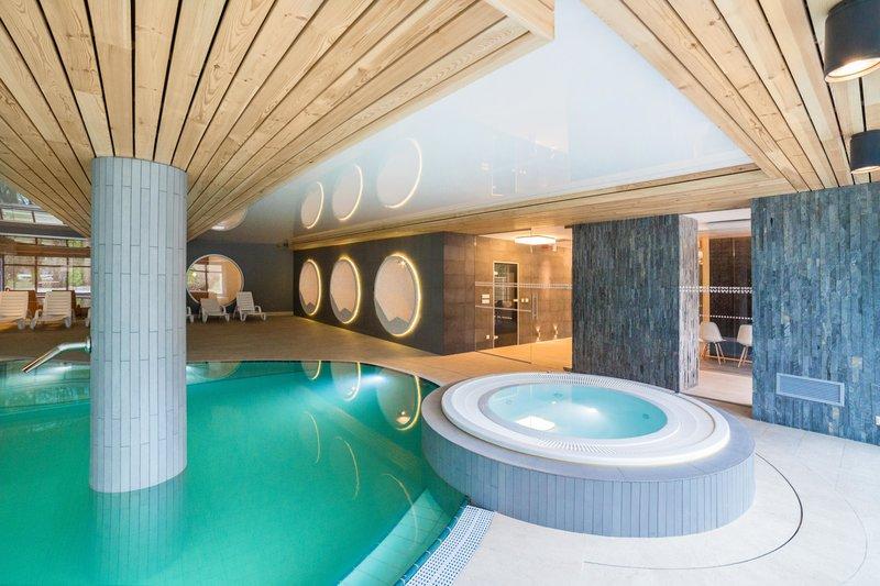 Hotel Villa Park MED & SPA Hallenbad