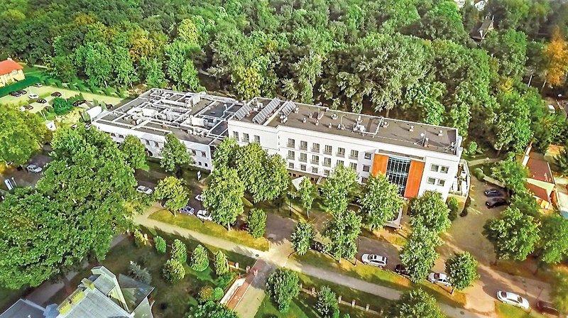 Hotel Villa Park MED & SPA Landschaft