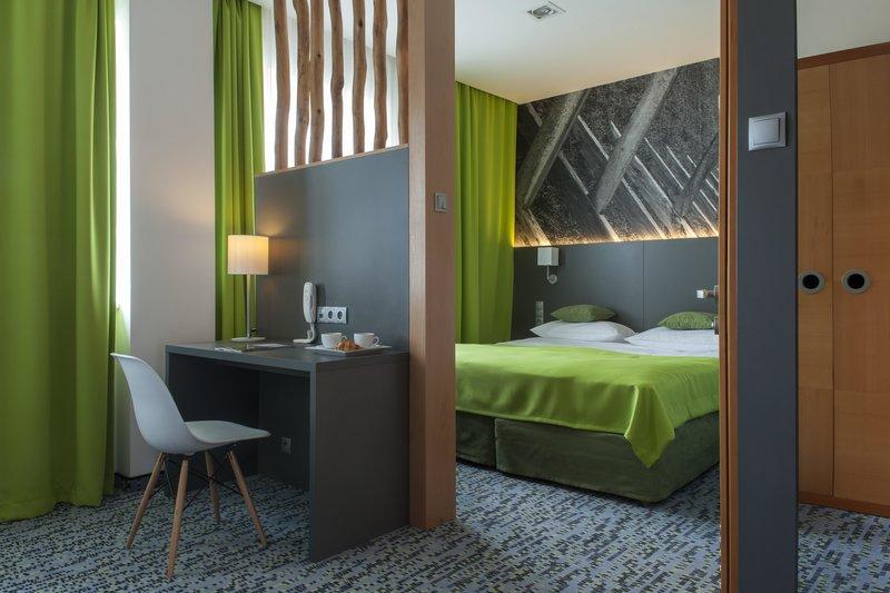 Hotel Villa Park MED & SPA Wohnbeispiel