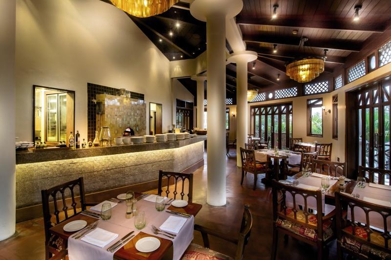 Park Hyatt Goa Resort & Spa Restaurant